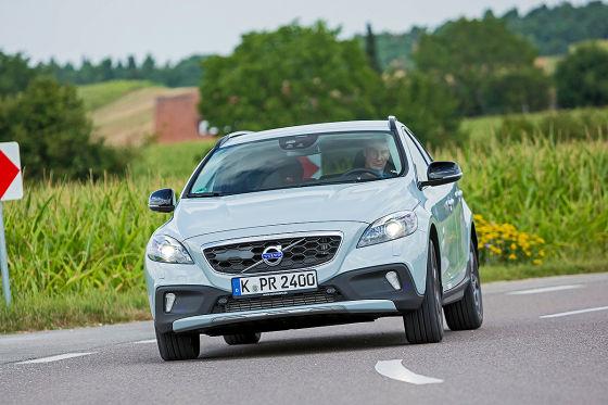 Volvo V40: Rückruf
