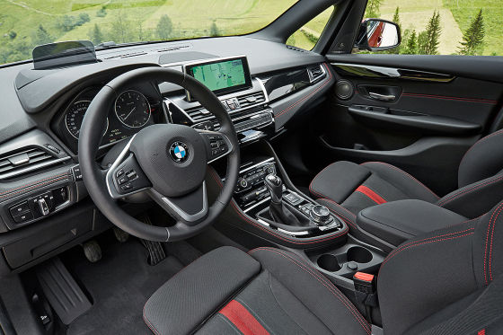 bmw 2er active tourer 2014 fahrbericht und kaufberatung. Black Bedroom Furniture Sets. Home Design Ideas