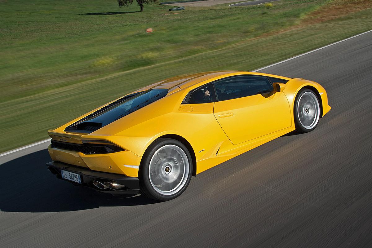 Lamborghini Huracan LP 610 - 4