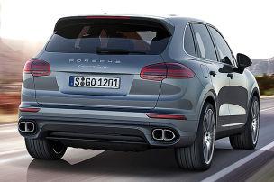 Porsche liftet den Cayenne