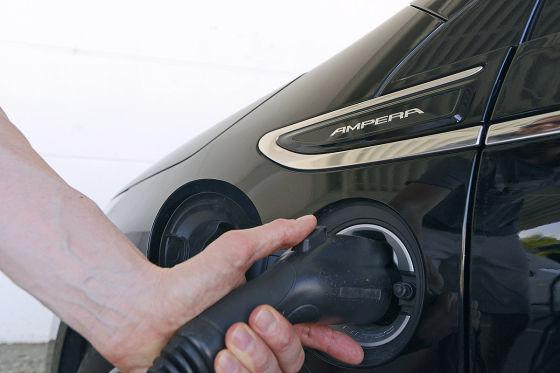 Opel bringt Ampera-Nachfolger