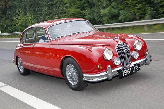 543 Briten-Klassiker wechseln den Besitzer