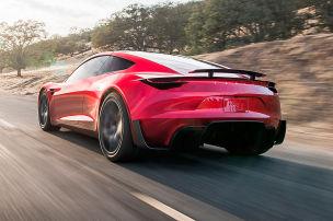 Tesla bringt Roadster zurück