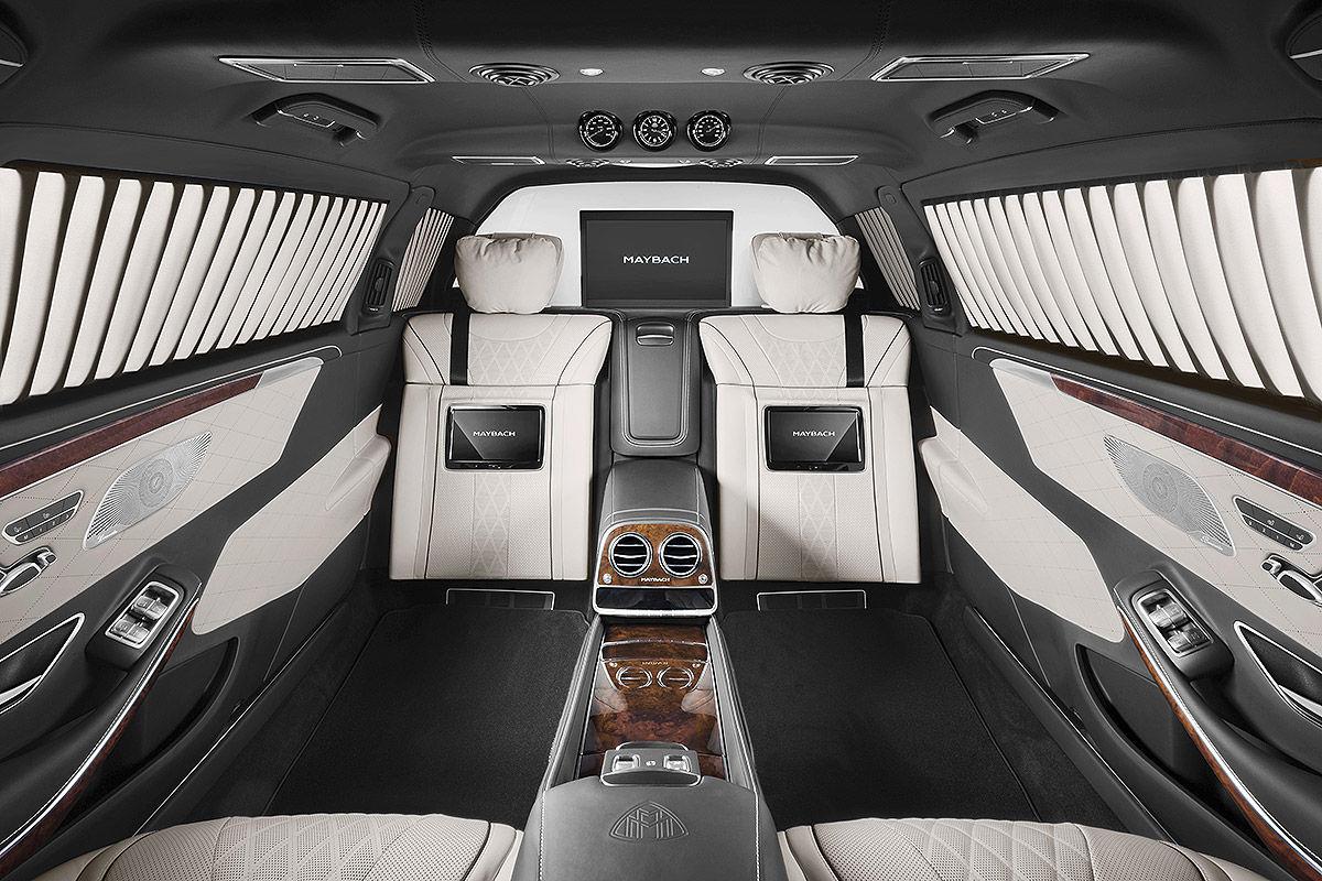 Mercedes S-Klasse Guard: Vorstellung