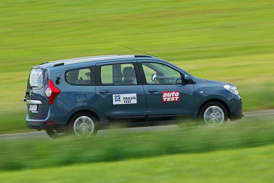 ZF-Praxistest 2014 - Dacia Lodgy