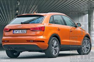 Feinschliff für den Audi Q3
