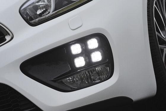 Kia Pro cee'd GT Detail