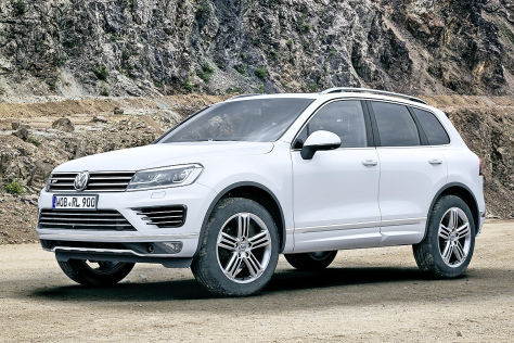 vw touareg facelift 2014 preise. Black Bedroom Furniture Sets. Home Design Ideas