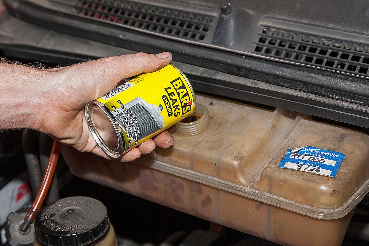Zylinderkopf-Reparatur