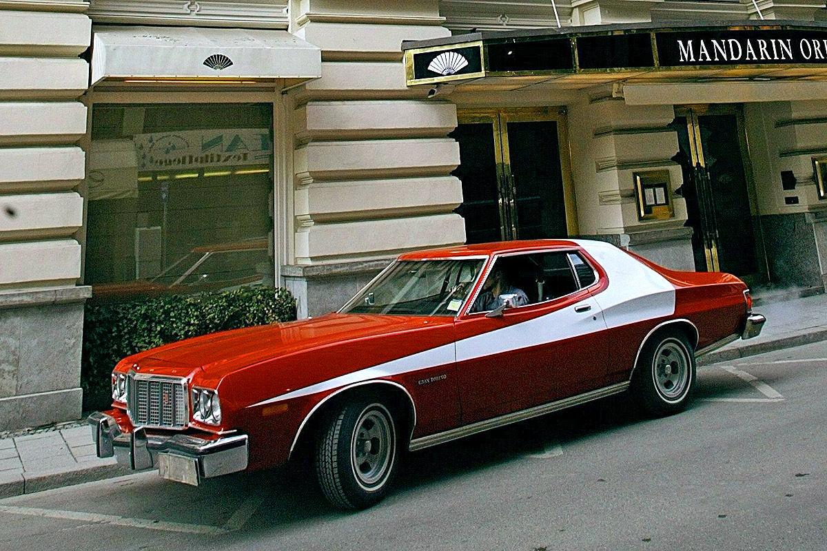 1974er Ford Gran Torino