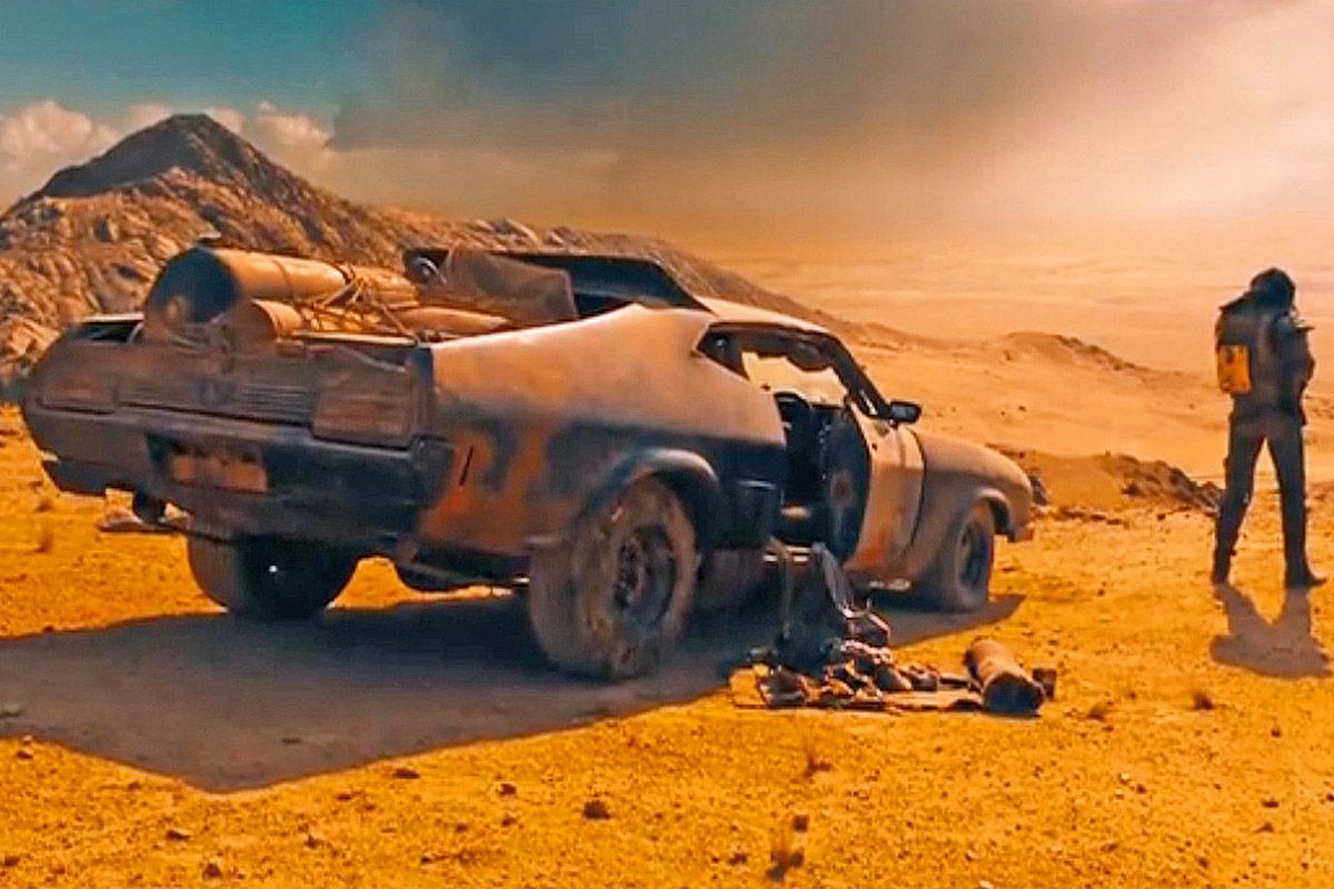 Mad Max: V8