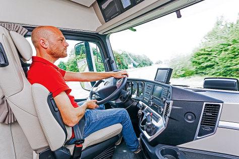 Wohnmobile Die Deutschen Luxusmodelle Autobildde