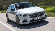 Mercedes A-Klasse (2018):