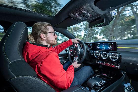 Mercedes A-Klasse A250  !! SPERRFRIST 18. April 2018  00.01 Uhr !!