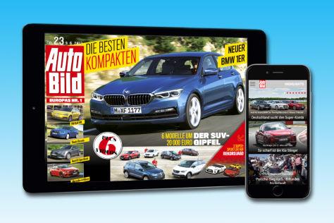 AUTO BILD Tablet-App