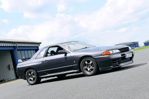 Nissan GT-R � der �berw�ltigende