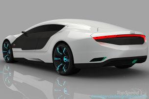Luxussportler von Audi