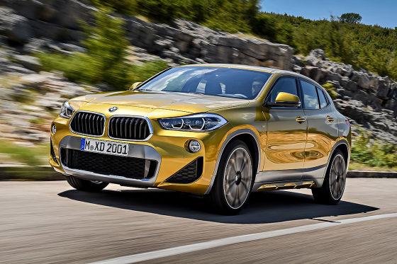 Gold vergeben und BMW X2 gewinnen!