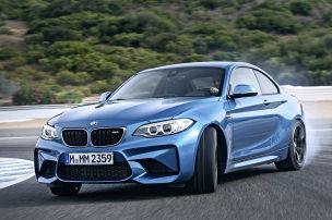 BMW plustert den 2er auf