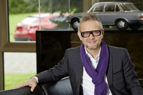 Kevin Rice, neuer Chefdesigner bei Mazda Motors Europe