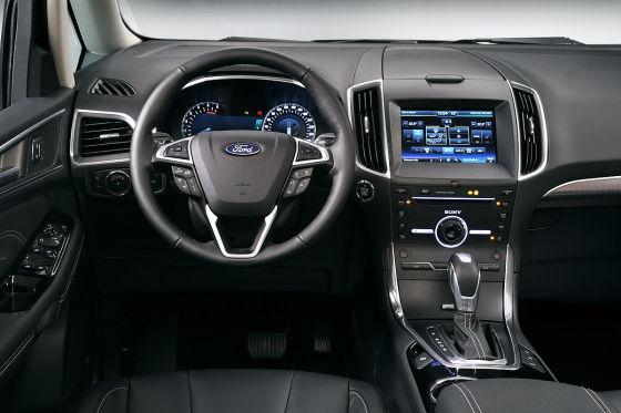 Ford Galaxy (2015)