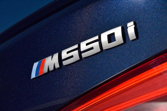BMW 5er M550i xDrive