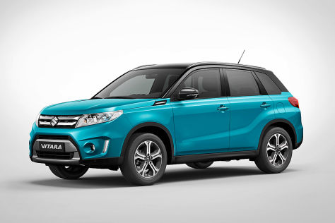 Suzuki Vitara Preise Autobild De