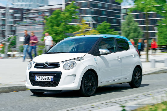 Ranking: neue Autos bis 10.000 Euro