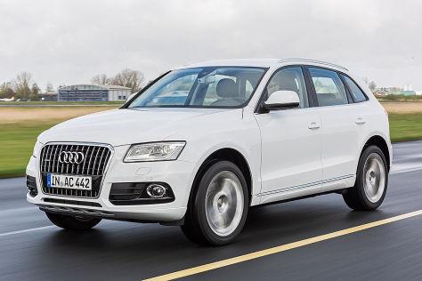Audi Q5 3.0 TDI Clean Diesel