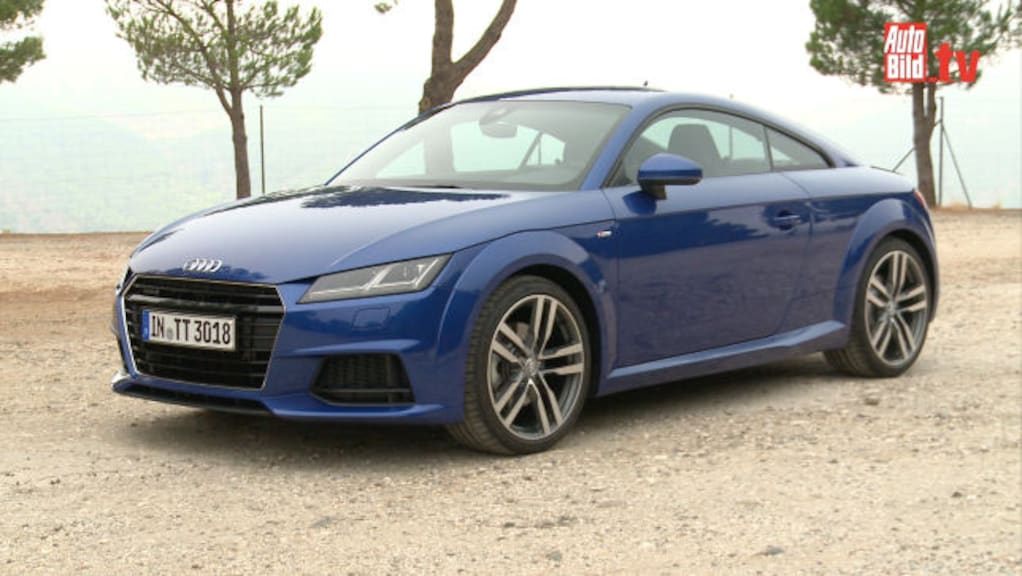 Das ist neu am Audi TT