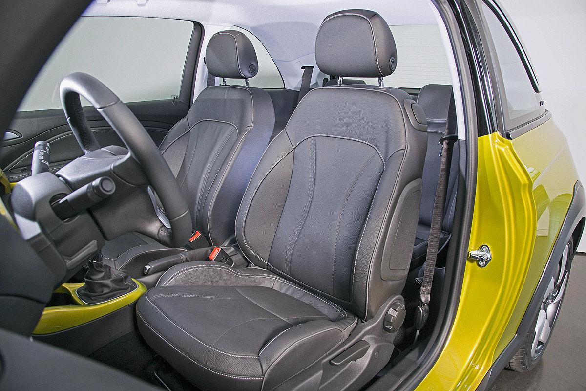 Opel Adam Rocks Innenraum