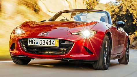Mazda MX-5 (2015): Preise