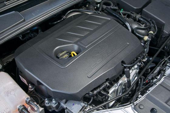 Ford Focus Facelift: Fahrbericht