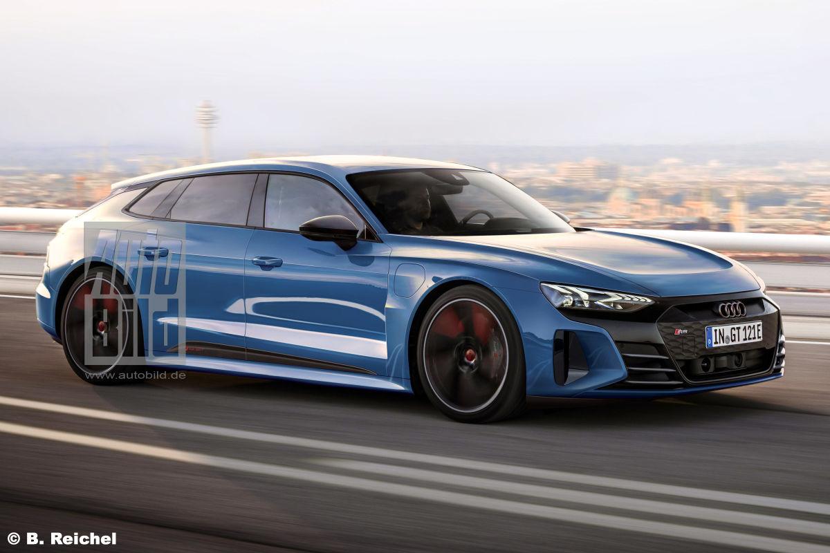 Audi e-tron GT Sportback