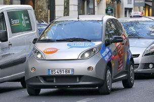 E-Auto fürs Carsharing