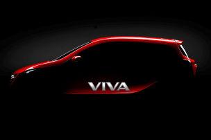 Kleiner Vauxhall Viva