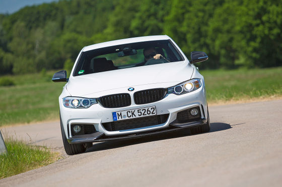 BMW 435i Performance