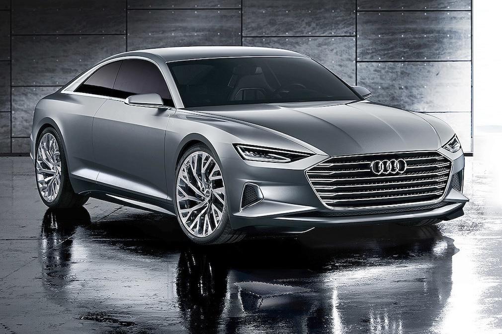 Audi A9 Coupé Concept
