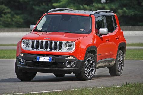 Jeep Renegade: Fahrbericht - autobild.de