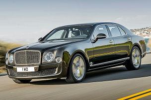 Schnellstes Luxusauto der Welt