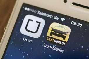 Etappensieg für Uber