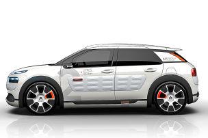 Zweiliter-Auto von Citroën