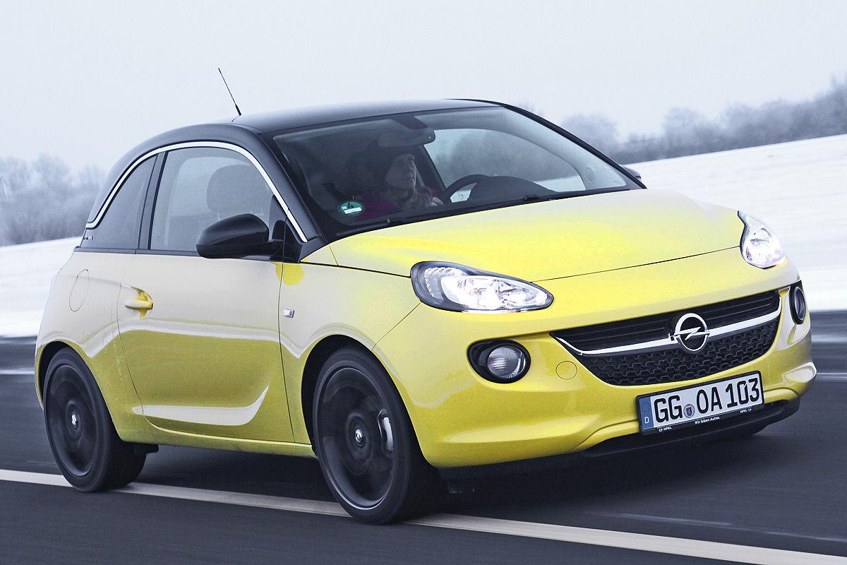 Karl & Co.: Die Opel der Zukunft