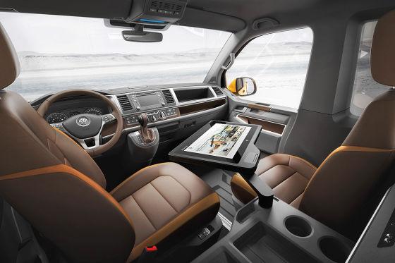 VW Tristar Concept Innenraum