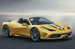 605 PS im 458 Speciale A
