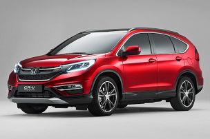 Neuer Diesel f�r frischen Honda CR-V