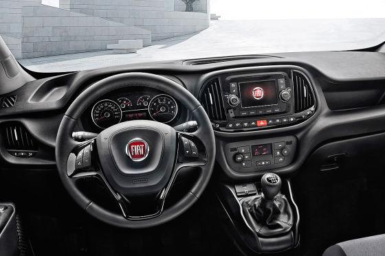 Fiat Doblò Cargo: IAA NFZ 2014