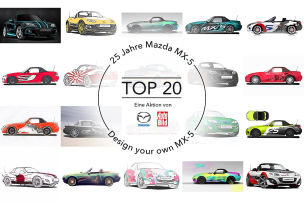 Design your Mazda MX-5
