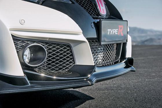 Honda Civic Type R Frontschürze