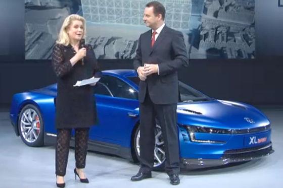 LIVE: Die Highlights vom VW-Abend